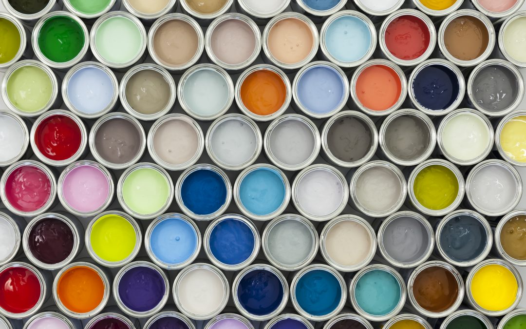 remodeling your home with fresh paint