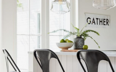 Pendant lighting to elevate and illuminate your kitchen.