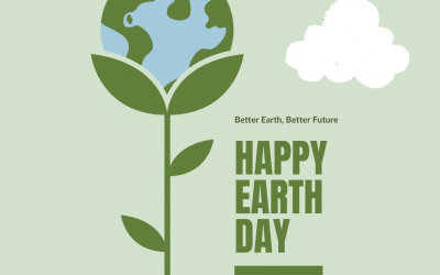 Earth Day is Everyday.